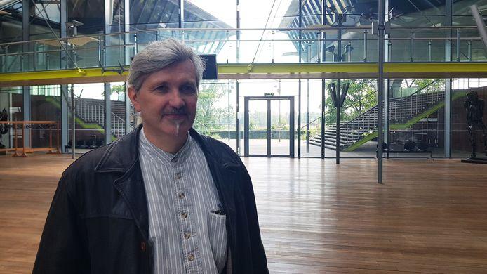 """Peter Spruyt (55) wilde woensdag zelf ook iets kwijt aan de rechter: """"Ik heb altijd in eer en geweten voor de stad Mortsel gewerkt. Mijn bezorgdheden rond asbest waren niet enkel voor mezelf maar voor iedereen die in en rond die loods komt."""""""