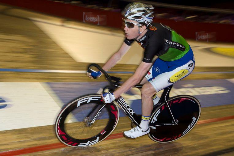 Otto Vergaerde in het verleden bij Sport Vlaanderen-Baloise.