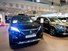 Autodieven gaan voor Duitse merken