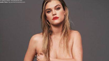"""Supermodel Nina Agdal haalt uit naar magazine dat haar """"te dik"""" vindt"""