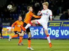 Telstar dendert over Volendam heen, Fortuna speelt gelijk bij NEC