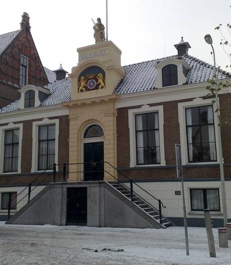 Stadhuis Wageningen heropent met knalfuif