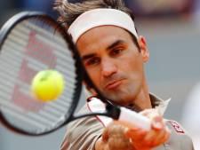 Federer toujours aussi à l'aise pour son retour à Roland-Garros