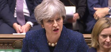 Teresa May verdedigt tussenakkoord Brexit in Lagerhuis