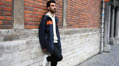 Yassin Lamarti (24) wil speciaalzaak voor herenkledij lanceren in Leuven