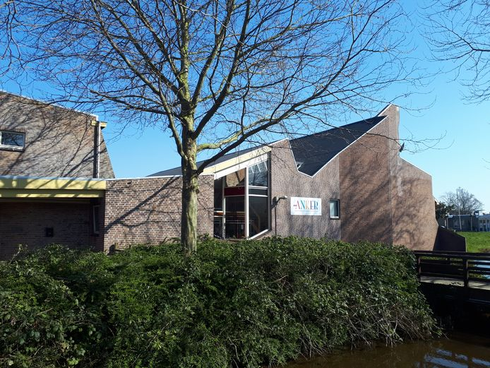 Dorpshuis Het Anker in Hazerswoude-Rijndijk