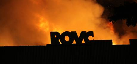 Grote brand in Ede legt school in de as