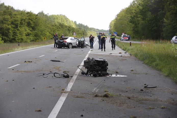 Ongeluk op A270 tussen Nuenen en Helmond: weg is weer vrij ...