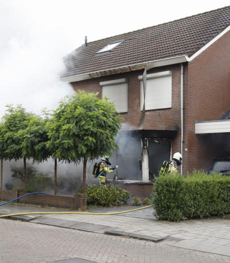 Verdachte van woningbrand Raalte is 43-jarige man uit Raalte