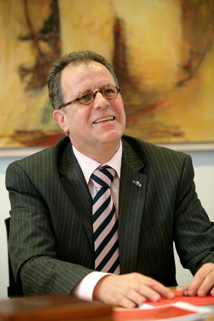 burgemeester Paul Verhoeven