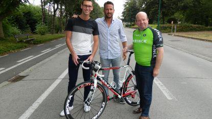 Van Avermaet en co rijden rondje in Aalter tijdens rit BinckBank Tour
