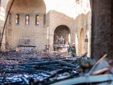 Hoogmade rouwt om afgebrande kerktoren: 'Je mist 'm elke dag'