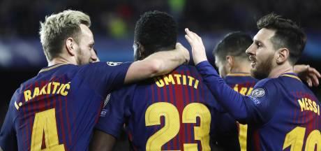 Spelers Franse en Spaanse competitie overheersen finale