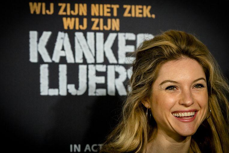 Lauren Verster. Beeld ANP