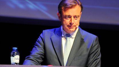 """De Wever over F-16-hetze: """"Als het een complot is, dan is dit het slechtste complot dat ik ooit gezien heb"""""""