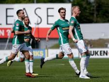 FC Dordrecht klopt Almere City in weer een doelpuntrijk duel