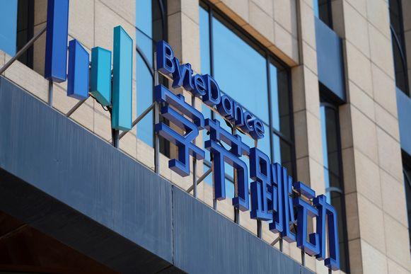 ByteDance, de Chinese internetgigant die TikTok bezit.