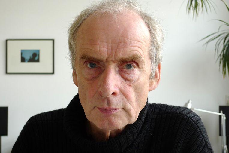 Filmer Rolf Orthel (80).  Beeld RV