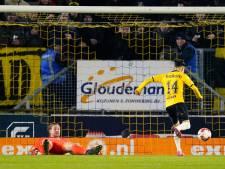 Boussaid na eerste goal voor NAC: 'Had al een voorgevoel dat ik ging scoren'