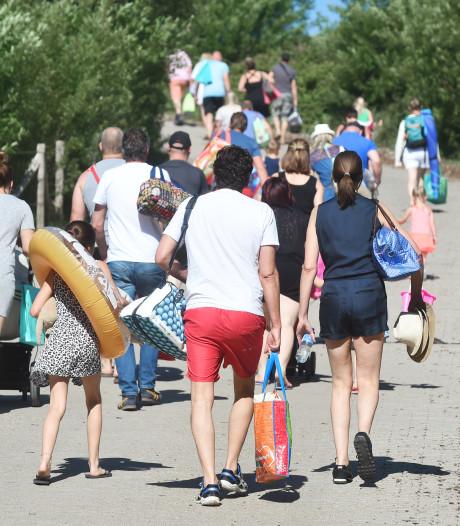 Toeristische sector steunt oproep Veiligheidsregio: 'Beperk ongewenste toeloop toerisme'