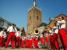 Dweilorkesten gaan muzikale  strijd aan in centrum Hasselt
