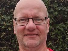 Korfbalclub Klimop en coach Ferry Visser uit elkaar
