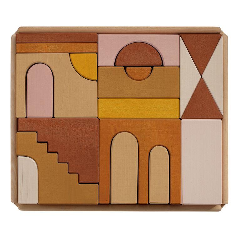 Blokkendoos van Raduga Grez, € 110. smallable.com Beeld