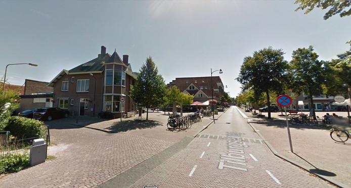 Van de Kalverstraat tot het Heilig Hartbeeld wordt de Tilburgseweg misschien autovrij in de toekomst.