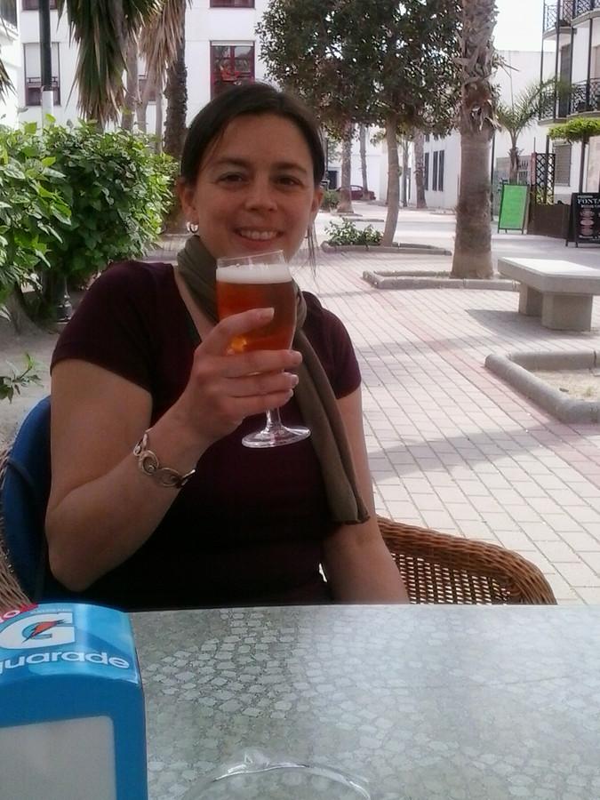 Gerda van Dongen: 'Bier dat met aandacht ontwikkeld en gebrouwen is, haal je er direct tussenuit.'