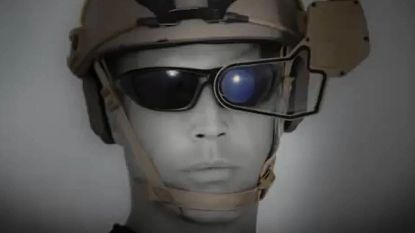 Krijgen Amerikaanse soldaten straks het zicht van een superheld?