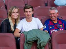 De Jong in de basis tegen Arsenal bij debuut in Camp Nou