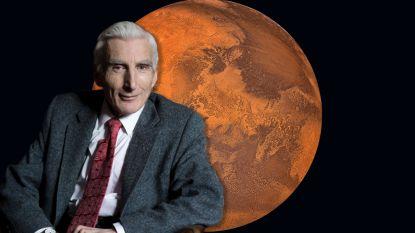 """Sterrenkundige: """"De mensheid kan niet naar Mars verhuizen"""""""