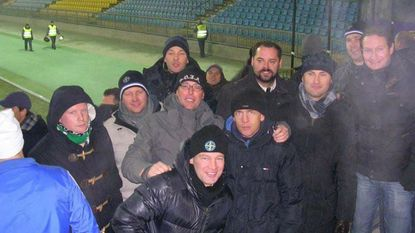 Club Brugge-fans rouwen om trouwe medesupporter
