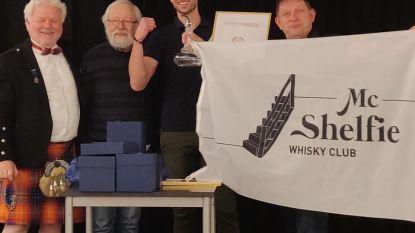 Hamse whiskyclub McShelfie is club van het jaar