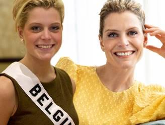 Van 'mooiste meisje' tot gewilde presentatrice: 20 jaar geleden werd Dina Tersago tot Miss België gekroond