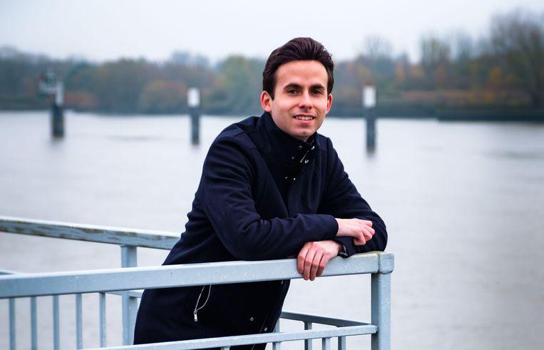Yannick Aerts werkt al sinds z'n 17de bij ATV.