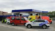 Fransman (69) sterft in wagen na tankbeurt vlak aan Franse grens