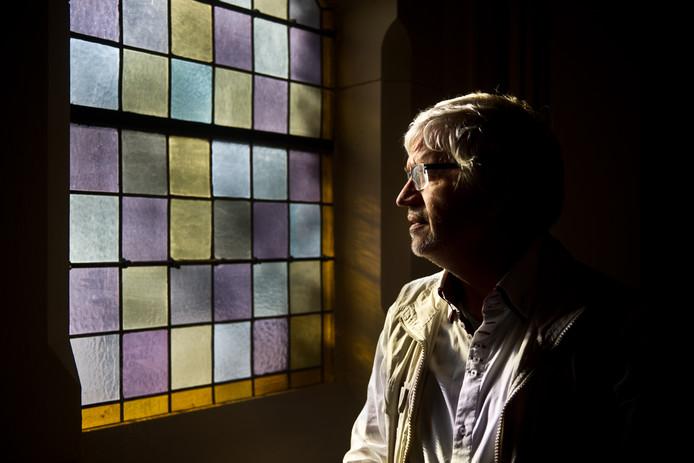 ,,Nijmegen ís al een stad met een sociaal gezicht'', zegt Paul Oosterhoff, predikant en actief bij het Huis van Compassie aan de Groenestraat.