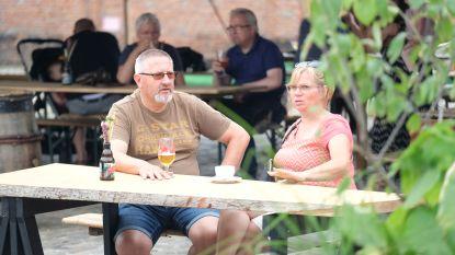 Brouwerij van Seefbier opent biergarten op 't Eilandje
