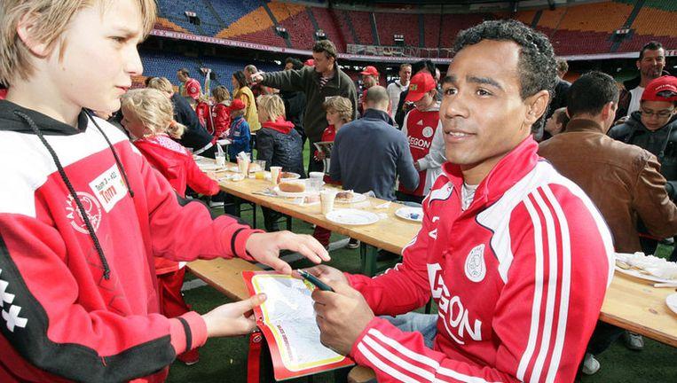 Leonardo vertrekt transfervrij naar NAC Breda. Foto ANP Beeld