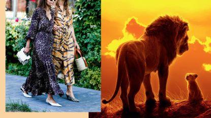 Beestig mooi voor The Lion King: zo draag je het best dierenprints