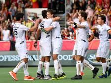 Vainqueurs de l'Angleterre, les Red Lions se qualifient pour les demi-finales de l'Euro de hockey