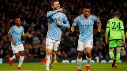 City haalt uit: Engelse landskampioen walst ook zonder Belgen over Schalke 04