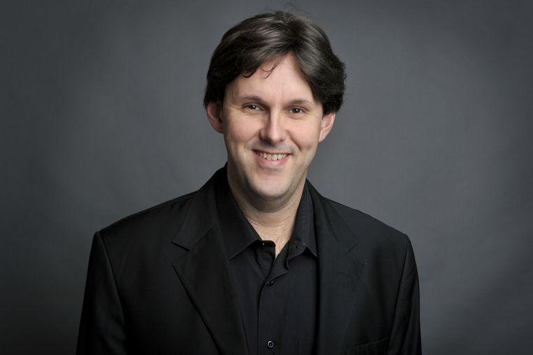 Dirigent Patrick Davin Beeld Julien Pohl