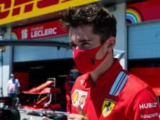 Bezoekje aan vrienden in Monaco komt Leclerc op waarschuwing te staan