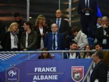 Homophobie dans les stades: la sortie polémique du président de la FFF