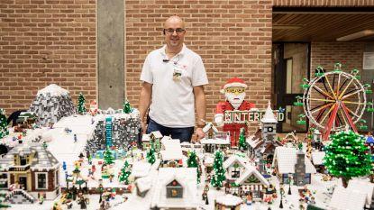 Winterland, Menenpoort en kapel van Ronchamp pronkstukken op LEGO-beurs