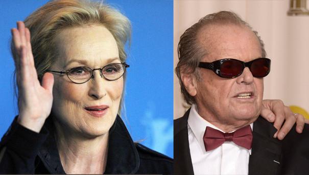 Meryl Streep En Jack Nicholson Hadden Seks Op De Set Show
