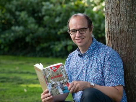 Kinderen meenemen op avontuur, dat is wat Johan (41) uit IJsselmuiden wil met zijn boekenserie Campers