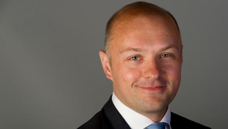 Boris van der Ham, een van de initiatiefnemers Beeld ANP